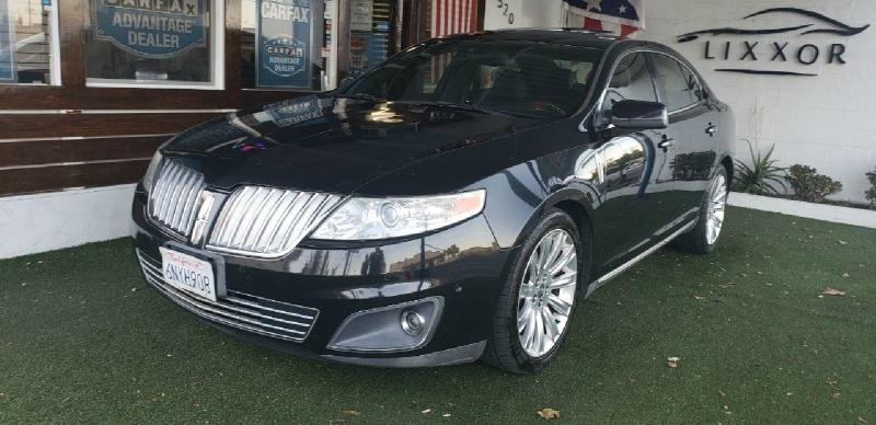 Lincoln MKS 2010 price $6,500