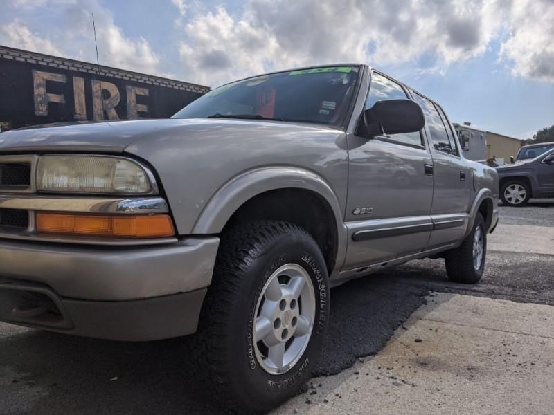 CHEVROLET S TRUCK 2004 price $2,900