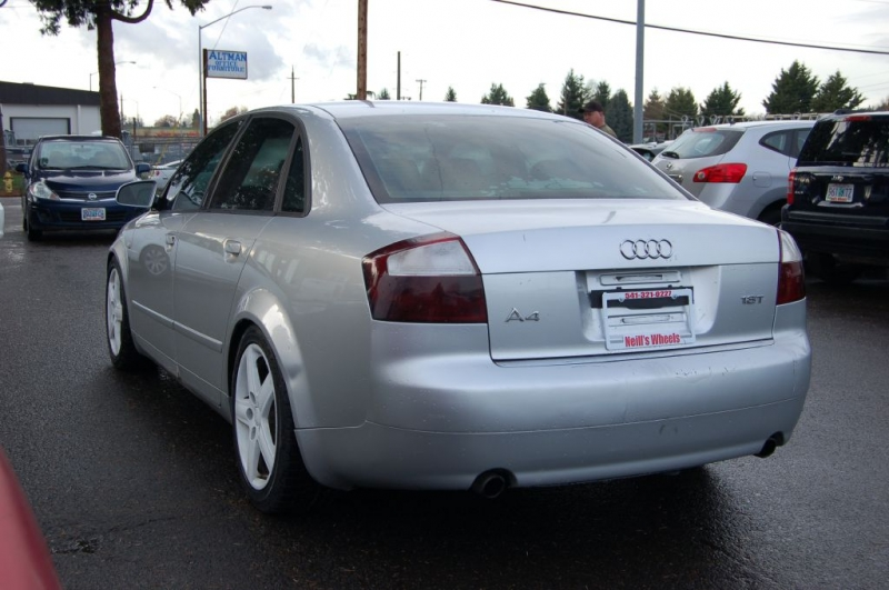 AUDI A4 2003 price Call for Pricing.