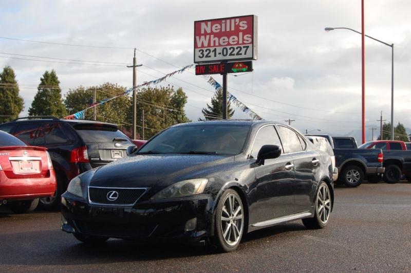 LEXUS IS 2007 price $8,000