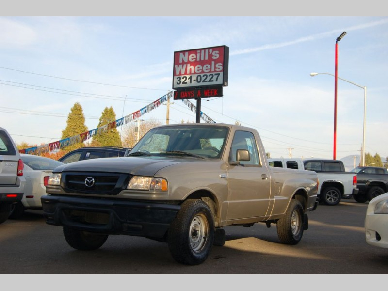 MAZDA B2300 2004 price Call for Pricing.
