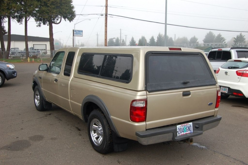 FORD RANGER 2001 price $5,000
