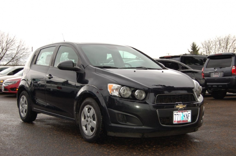 CHEVROLET SONIC 2013 price Call for Pricing.