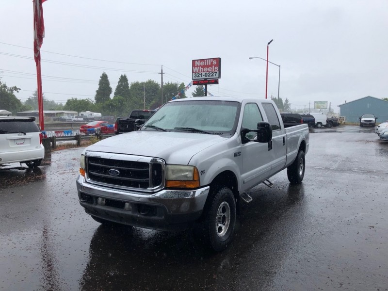 FORD F250 2001 price $8,995