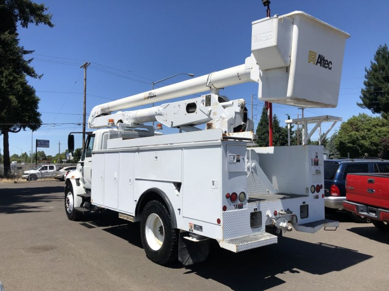 INTERNATIONAL 4300 BUCKET TRU 2006 price $25,000