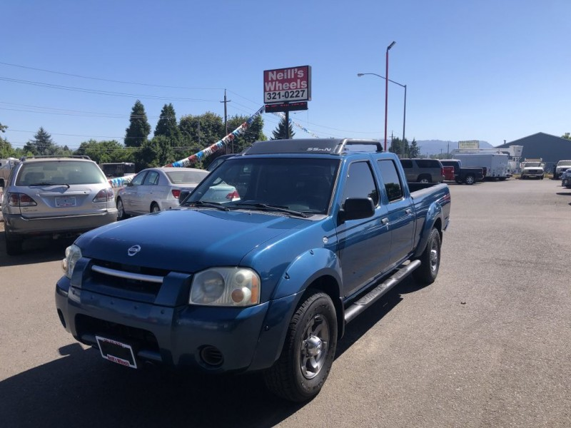 NISSAN FRONTIER 2004 price $8,500
