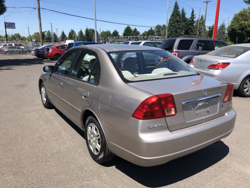 HONDA CIVIC 2002 price $3,995