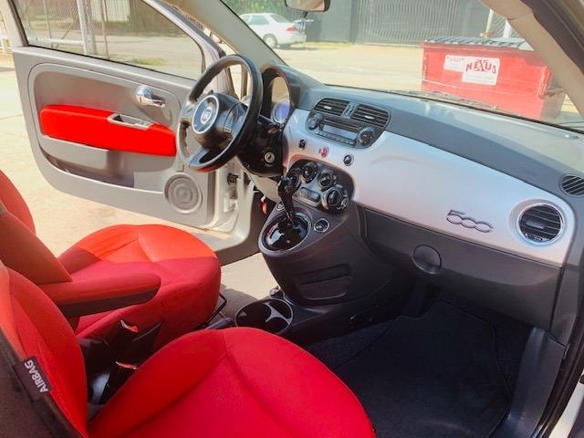Fiat 500 2014 price $6,500