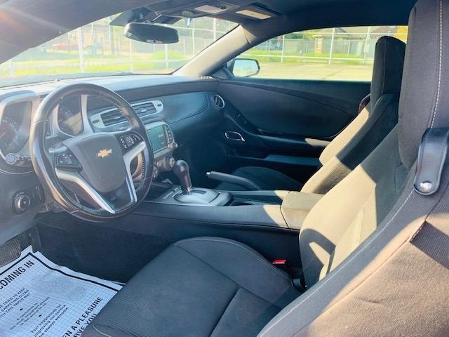 Chevrolet Camaro 2015 price $13,500
