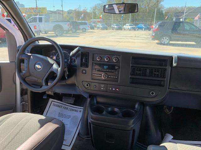 Chevrolet Express Passenger 2013 price $16,500
