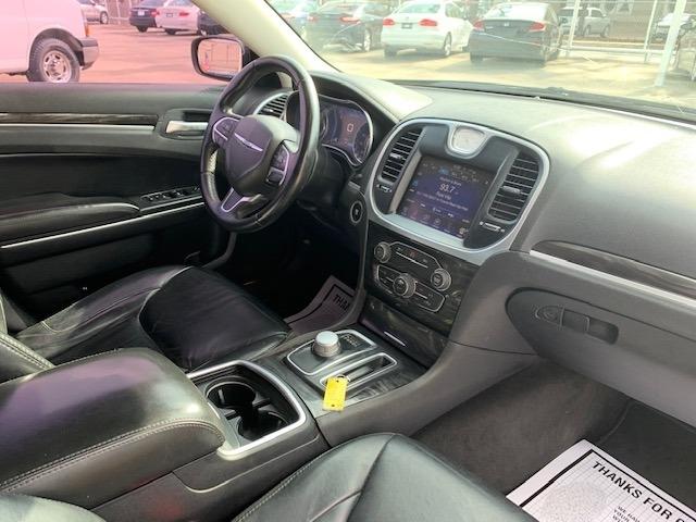 Chrysler 300 2015 price $13,900