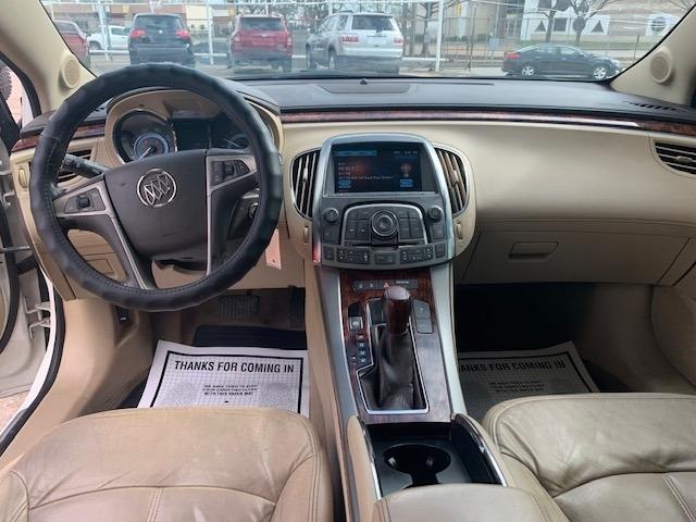 Buick LaCrosse 2013 price $7,500