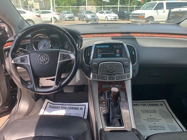 Buick LaCrosse 2013 price $6,900