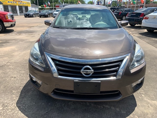 Nissan Altima 2015 price $7,500
