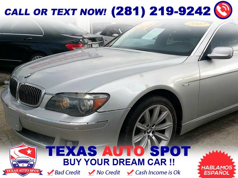 BMW 7-Series 2007 price $7,495