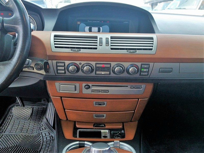 BMW 7-Series 2007 price $7,495