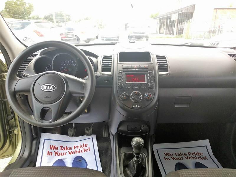 Kia Soul 2012 price $4,000
