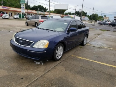 2006 Ford Five Hundred 4dr Sdn SE