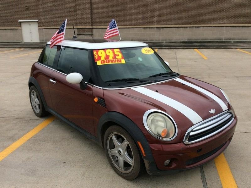 Mini Cooper Hardtop 2008 price $3,995