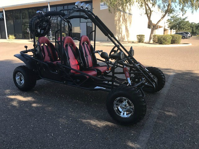 Other Makes 200cc 4 Seat Go kart 2018 price $3,100