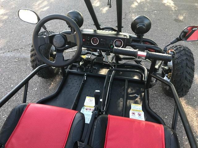 Other Makes 200cc 4 Seat Go kart 2018 price $3,100