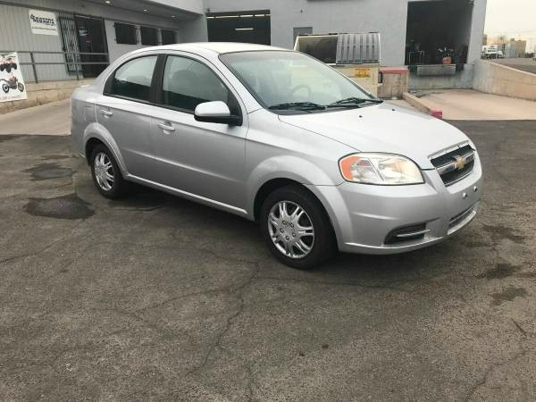 2011 Chevrolet Aveo 4dr Sdn Lt W1lt Inventory Four Seasons