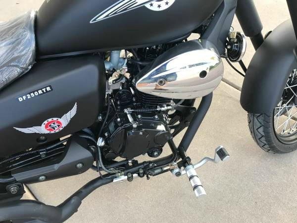 DF Ghost DF250RTR 2018 price $2,200
