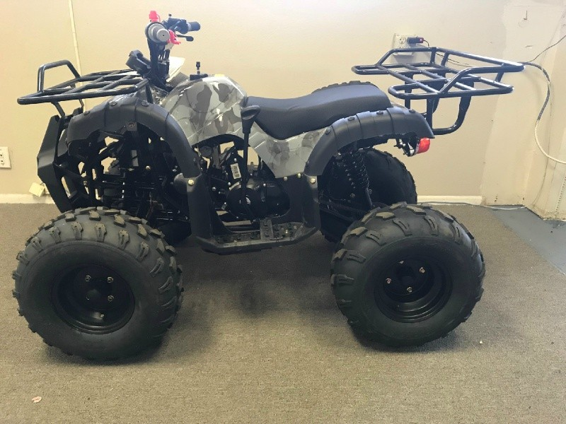 Other Makes Coolster Deluxe 125 2018 price $1,100