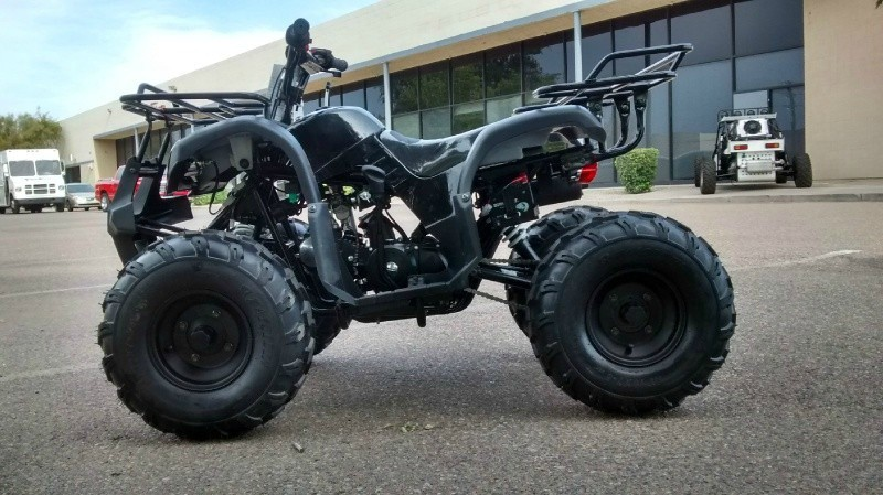Other Makes Coolster Deluxe 125 2018 price $1,000