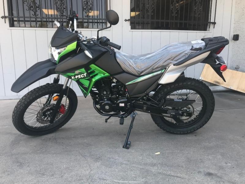 Lifan Xpect Enduro 2019 price $2,200