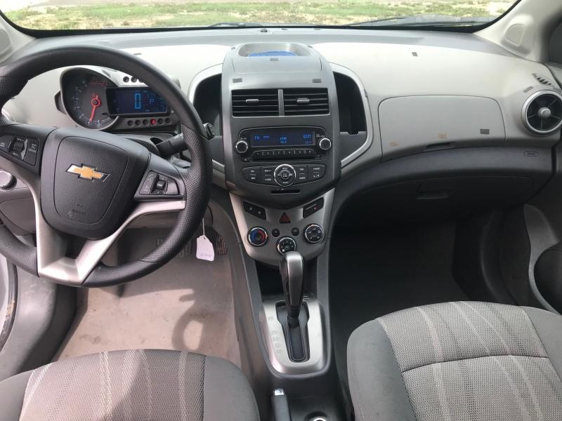 Chevrolet Sonic 2015 price $4,500