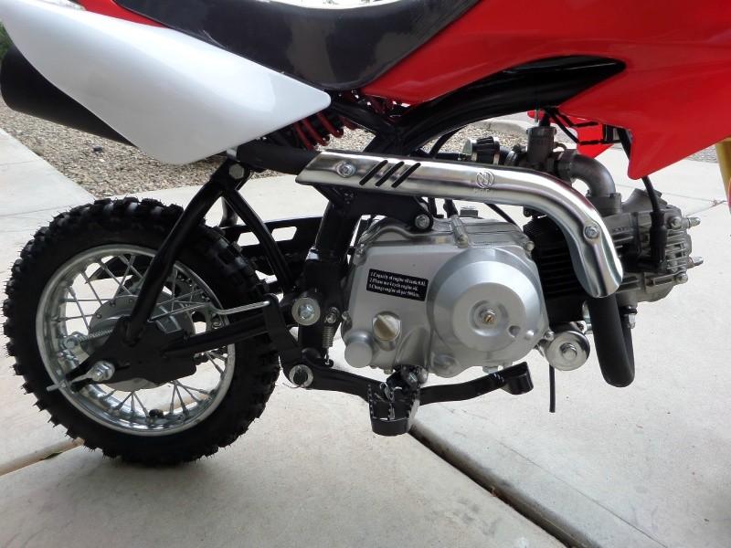 Moto X Dirt Bike110 2019 price $650