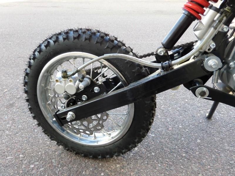 - Moto X Dirt Bike 125 2019 price $800