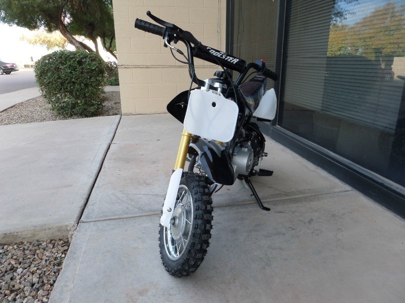 - Moto X Dirt Bike 110 2019 price $650