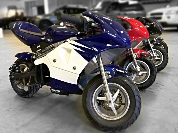 - Moto X Mini Pocket Bike 2019 price $380 Cash