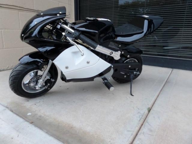 2019 - Moto X Mini Pocket Bike