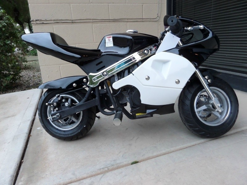 - Moto X Mini Pocket Bike 2019 price $280
