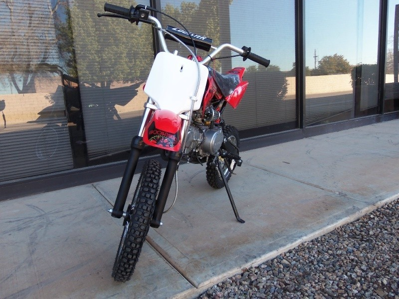 - Moto X Dirt Bike 125 2019 price $800