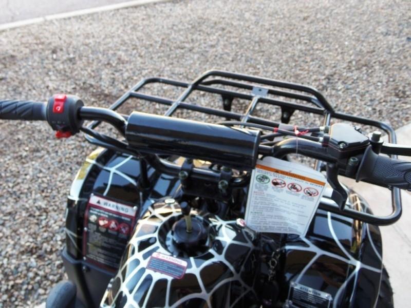 - Moto X ATV 125 2019 price $950