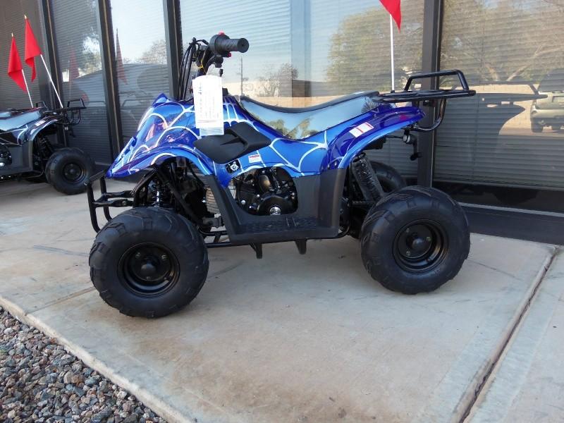 - Moto X ATV 110 2019 price $699