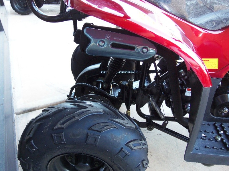 - Coolster ATV 110 2018 price $699