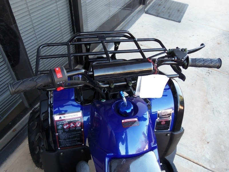 - Moto X ATV 125 2019 price $850 Cash