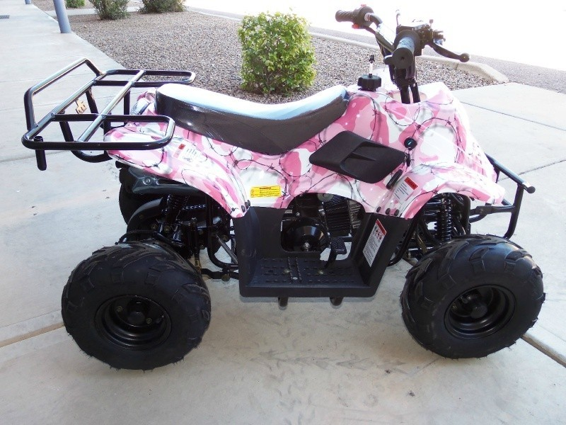 - Coolster ATV 110 2019 price $700