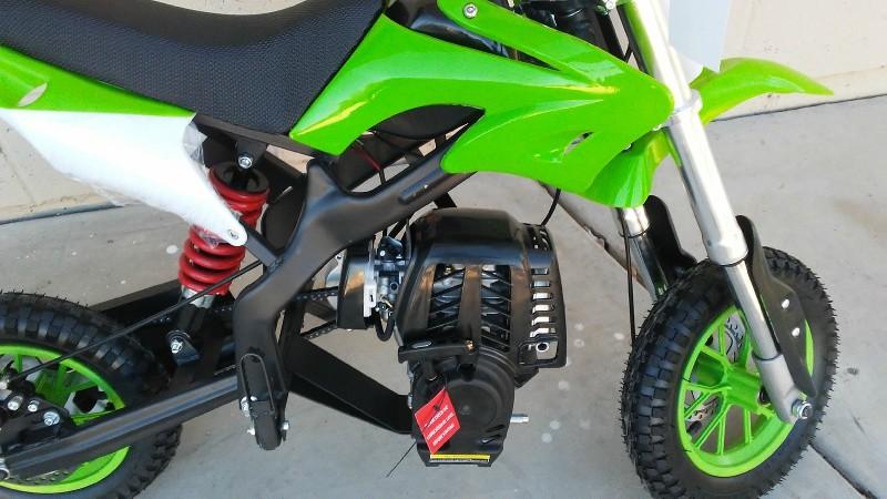 - 40cc Sportster Mini Dirt Bike 2019 price $330