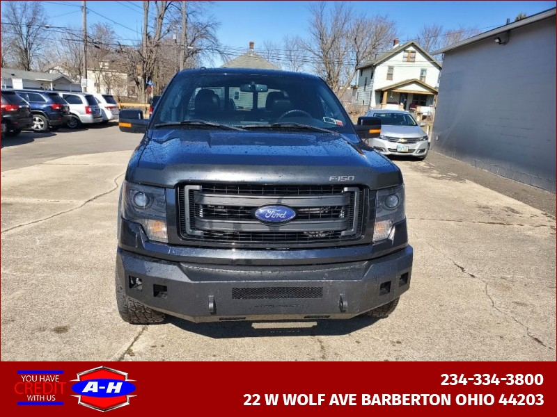 FORD F-150 2013 price $17,499