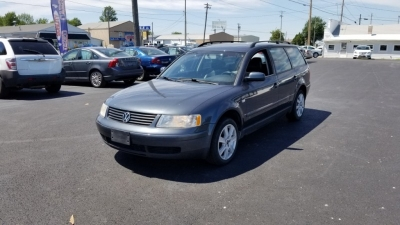Volkswagen Passat Wagon 2001