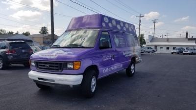 Ford Econoline Wagon 2003