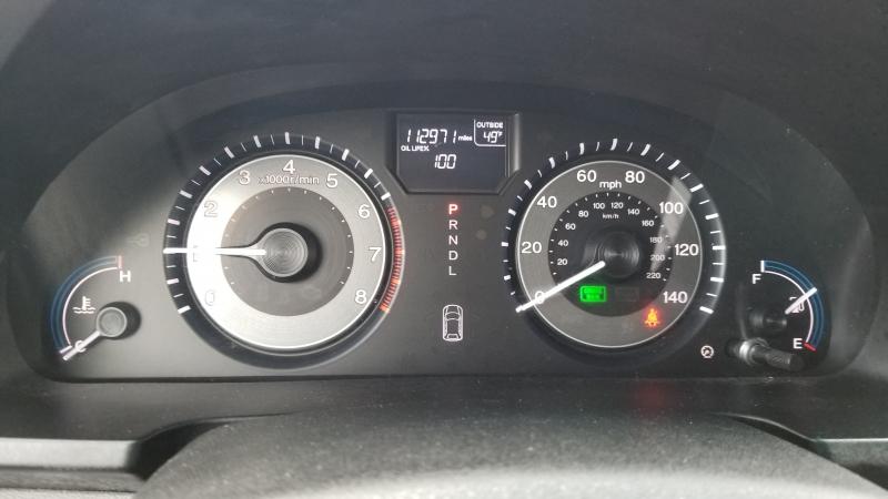 Honda Odyssey 2012 price $11,499