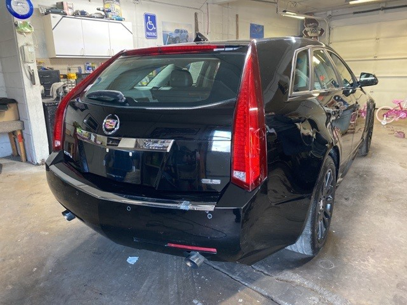 Cadillac CTS 2010 price $10,995