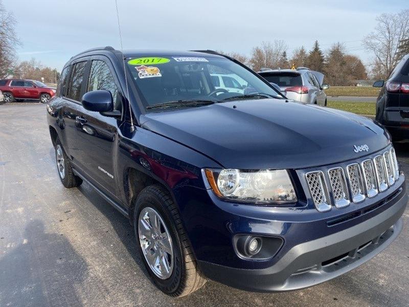 Jeep Compass 2017 price $14,728